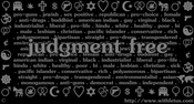 Image of Judgment Free T-Shirt