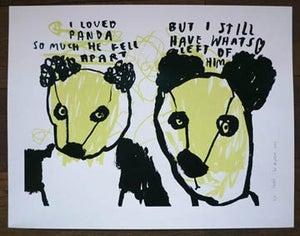 Image of Panda print 2