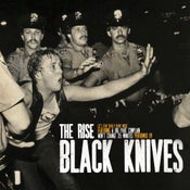 "Image of BLACK KNIVES - ""The Rise"" + free poster"
