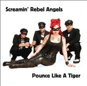"Image of ""Pounce Like A Tiger""  CD EP"