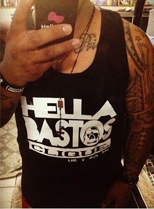 Image of HB Clique X Big Abe Men's Tank