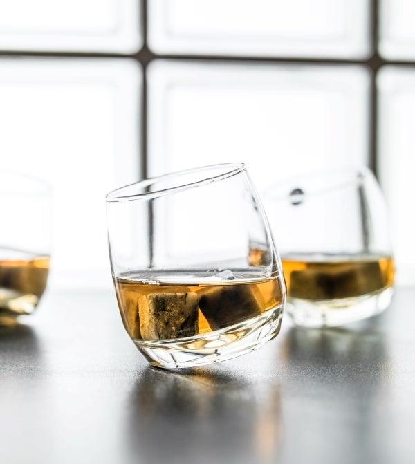 Image of Rocking Whiskey Glasses (set of 6)