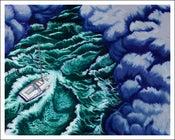"Image of Print: Kodoku ""Storm"""