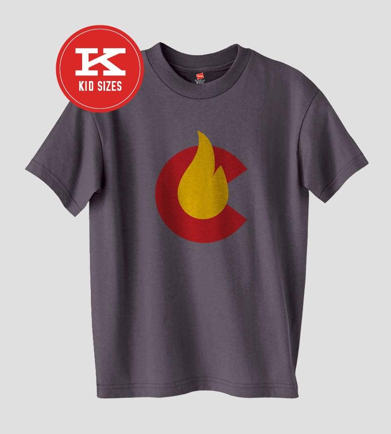 Image of C-Fire (Kids) - Batch 2 | Designed by Austin Buck