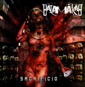 "Image of BALAM AKAB ""Sacrificio"" Digipack"