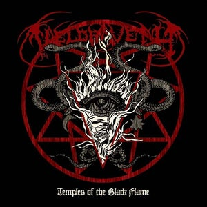 """Image of VELDRAVETH """"Temple of the Black Flame"""""""