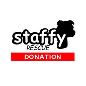 Image of Staffy Rescue Donation