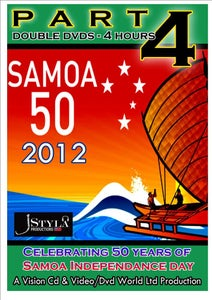 Image of SAMOA 50th INDEPENDANCE DAY 2012: FINAL DVD PART 4
