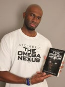 Image of Ascended: The Omega Nexus White Male Tee