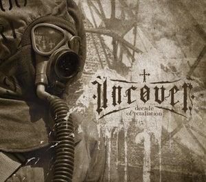 Image of uncover - decade of retaliation (cd 2009)