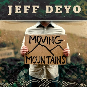 Image of Moving Mountains - Physical CD