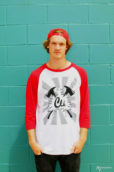 Image of 3T 3.0 Baseball Tee