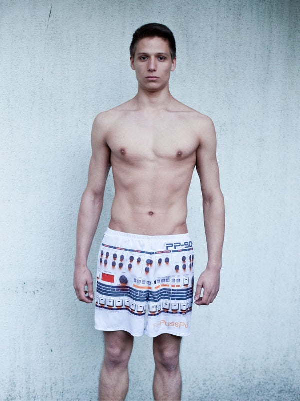 "Image of Surf Shorts ""PP 909"""