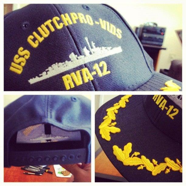 Image of CPV Vintage Navy Destroyer Hat