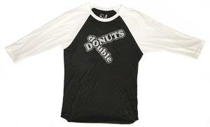 Image of Team Dub Nut Away Jersey, White/Black