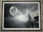 Image of The Bat S(ht!)ignal on Wood (2)