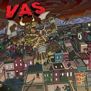 Image of Vas - Raging Bullshit