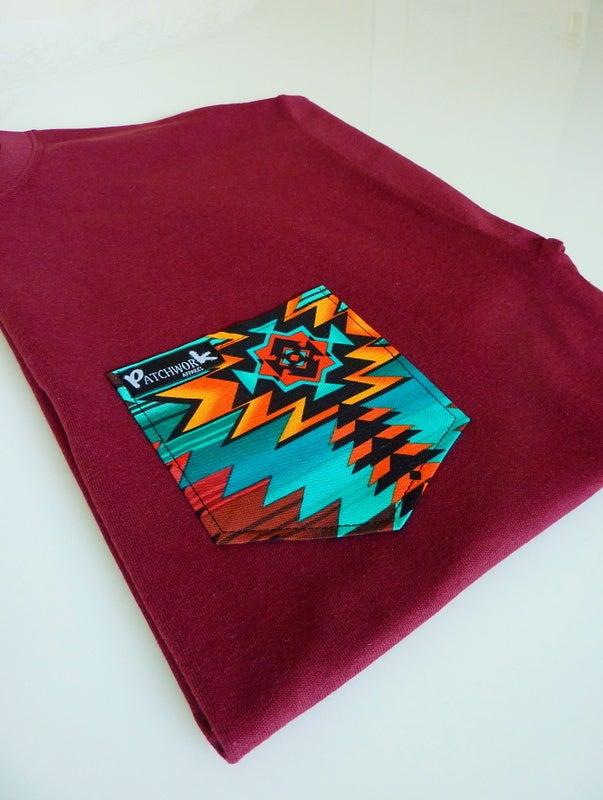 Image of Navajo Pocket T-shirt
