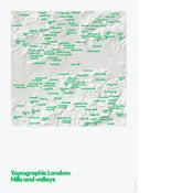 Image of Topographic London: Hills and valleys
