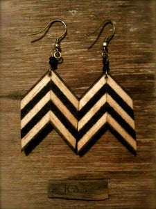 Image of Timber earrings