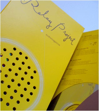 Image of The Relay Project Audiomagazine