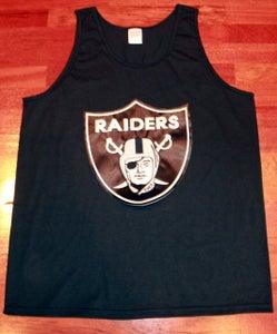 Image of Los Angeles Raiders Tank Top