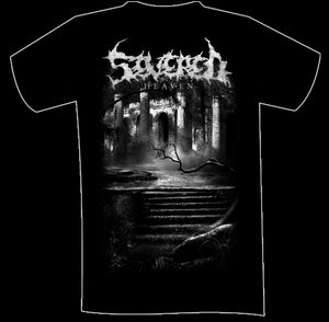 "Image of ""INCESSANT DARKNESS"" Girly/skinny fit T-shirt"