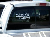 Image of Bogley Stickers (FREE with BigShot Membership)