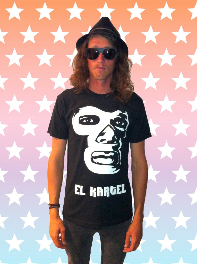 Image of El kartel t-shirt