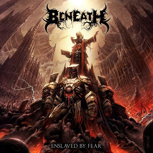 Image of Enslaved by Fear cd 2012