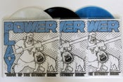 "Image of POWER PLAY - Roar Of The Street Dogz 7"" EP"