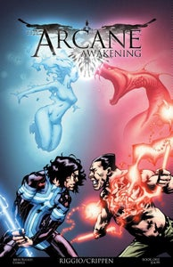 Image of The Arcane Awakening Book #1