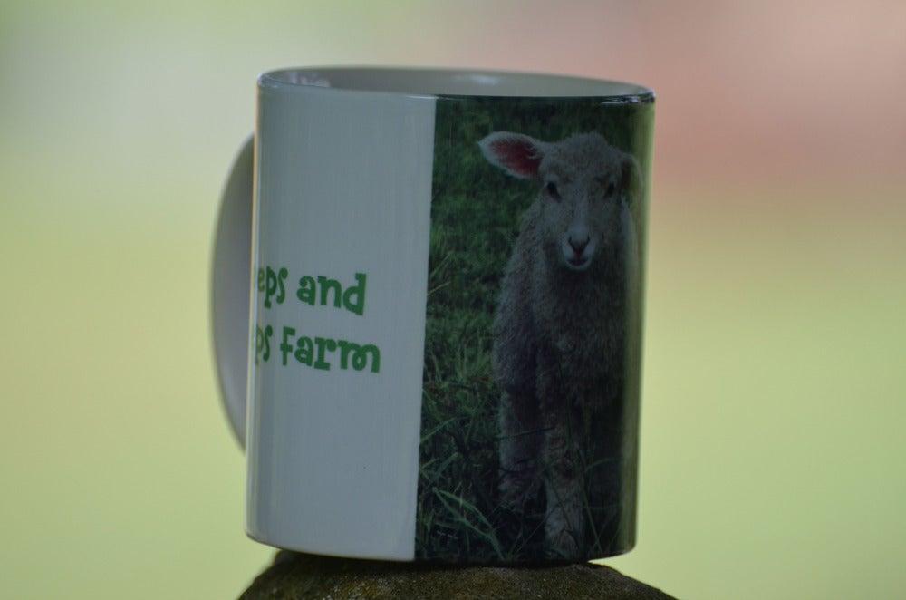 Image of Siar and Heather Lamb Mug