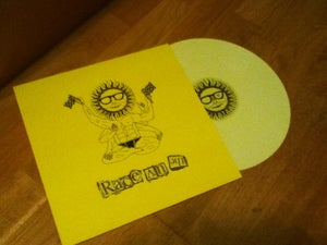 """Image of THE UV RACE 12"""" - FIRST 7"""" / DEMOS / MORE"""