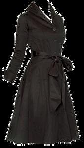 Image of The Henrietta coat-dress