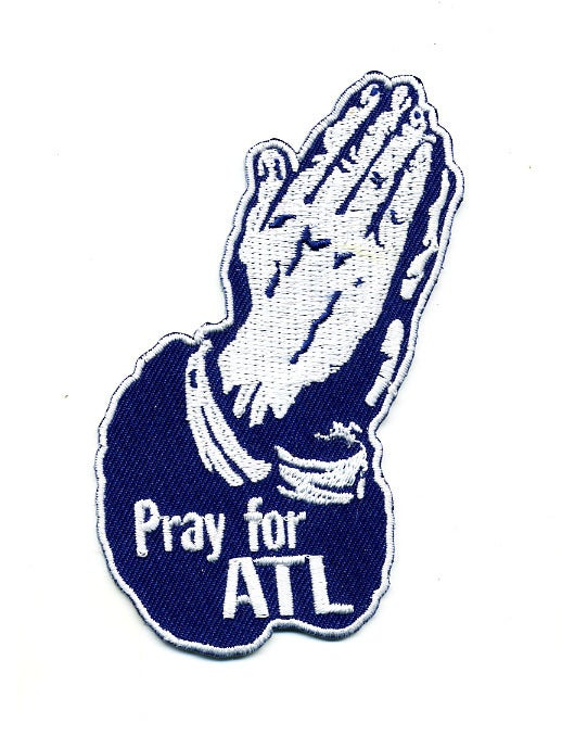 Image of Pray for ATL Patch