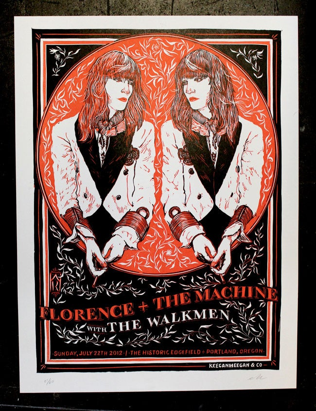 Image of Florence + The Machine & The Walkmen