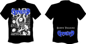 Image of GORGUTS Elusive treasure T-shirt