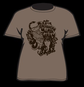 """Image of """"We're From Here"""" ladies T-shirt"""