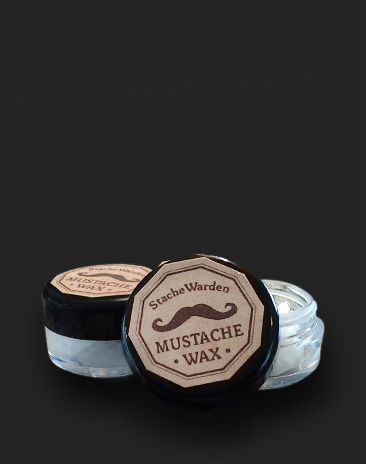 Image of StacheWarden Mustache Wax | Accessories
