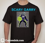 "Image of Scary Garry ""Fearless Photog"" Shirt Size Large only"
