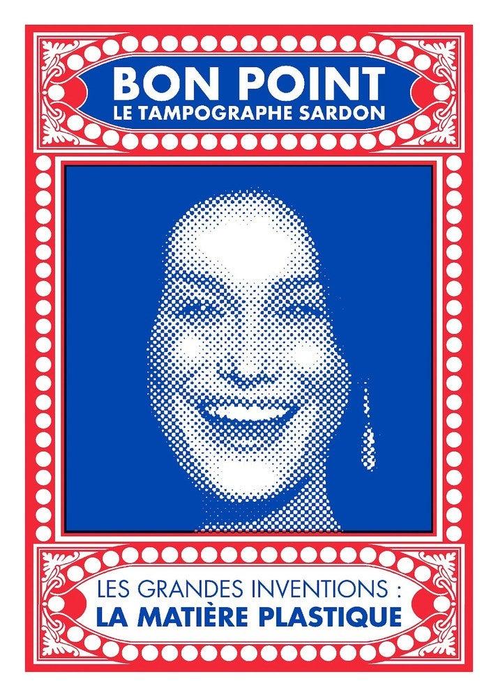 """Image of Sérigraphie """"la matière plastique"""""""