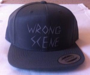 Image of 'Wrong Scene' Snapback Hat