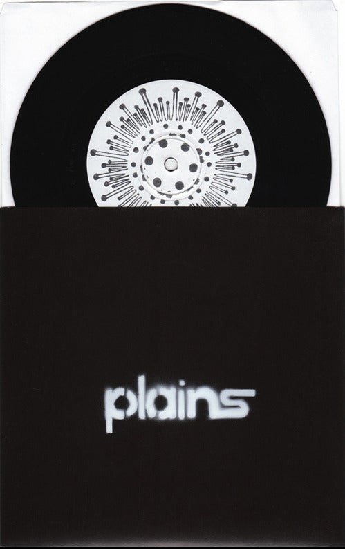"Image of Plains 7"" Single"