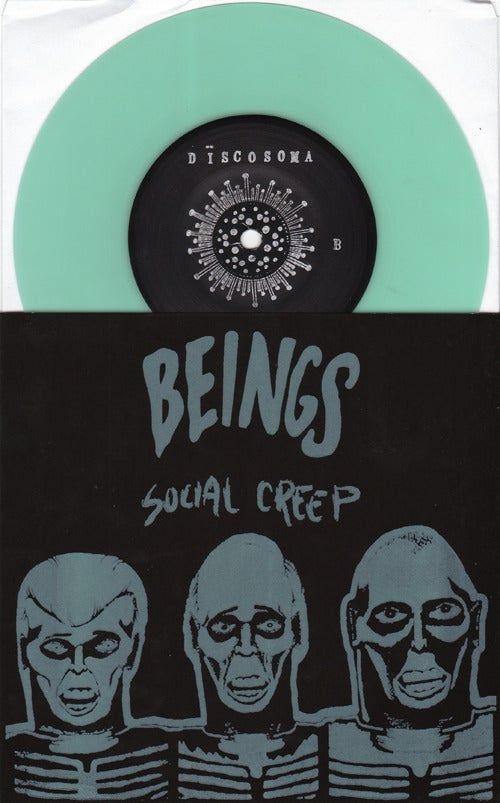 "Image of Beings 7"" EP"