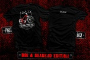 Image of BBI x Deadend Edition Shirt - Red