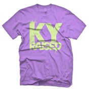 Image of KY Raised Female in Purple & Green