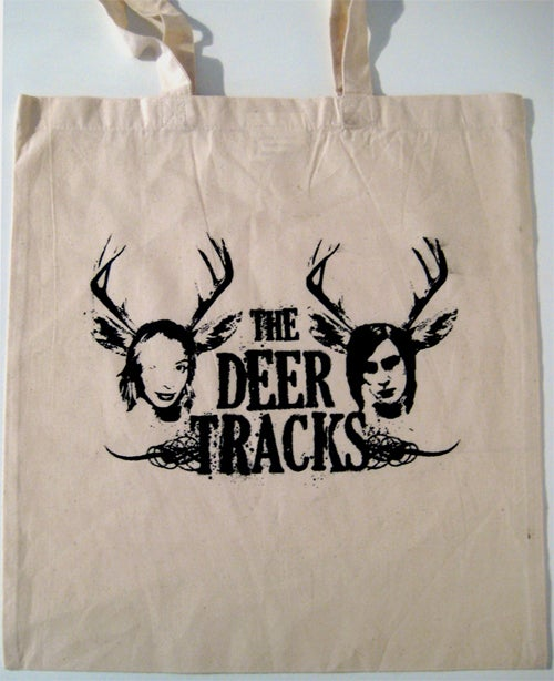 Image of The Deer Tracks [White Bag]