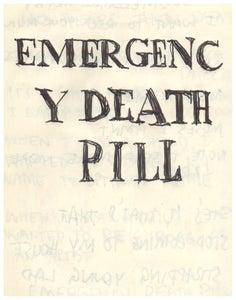 Image of Emergency Death Pill - Digital book by Jonathan McBurnie