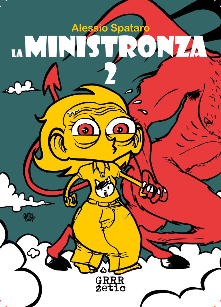 Image of Alessio Spataro - LA MINISTRONZA 2